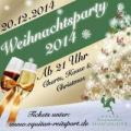 Weihnachtsparty SAVE THE DATE - Karten gibts ab dem 28. November!
