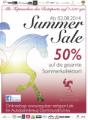 Summer Sale im Reitsportfachgeschäft Equitan